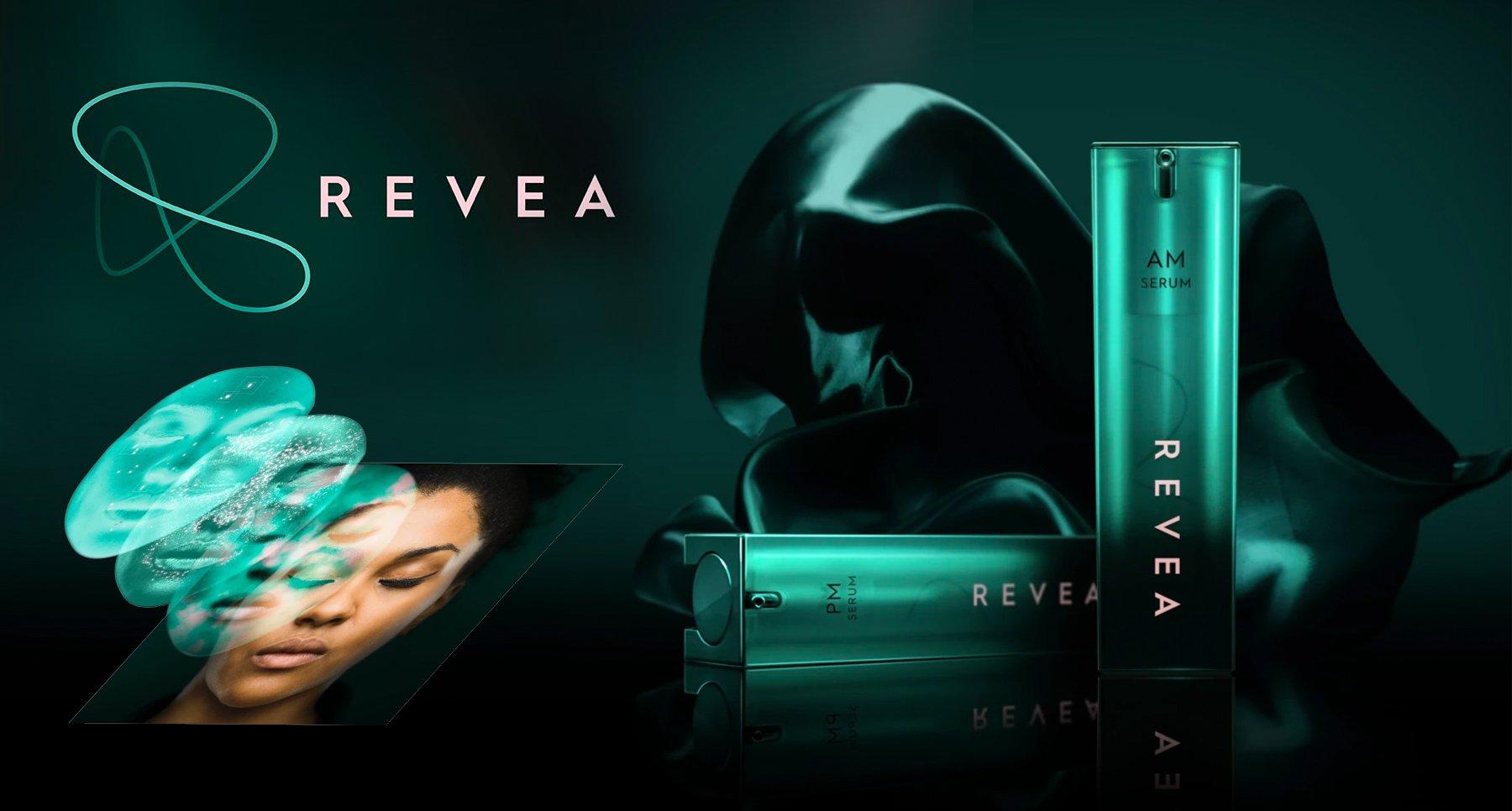 Beauty brand Revea in a beauty trends & insights blog
