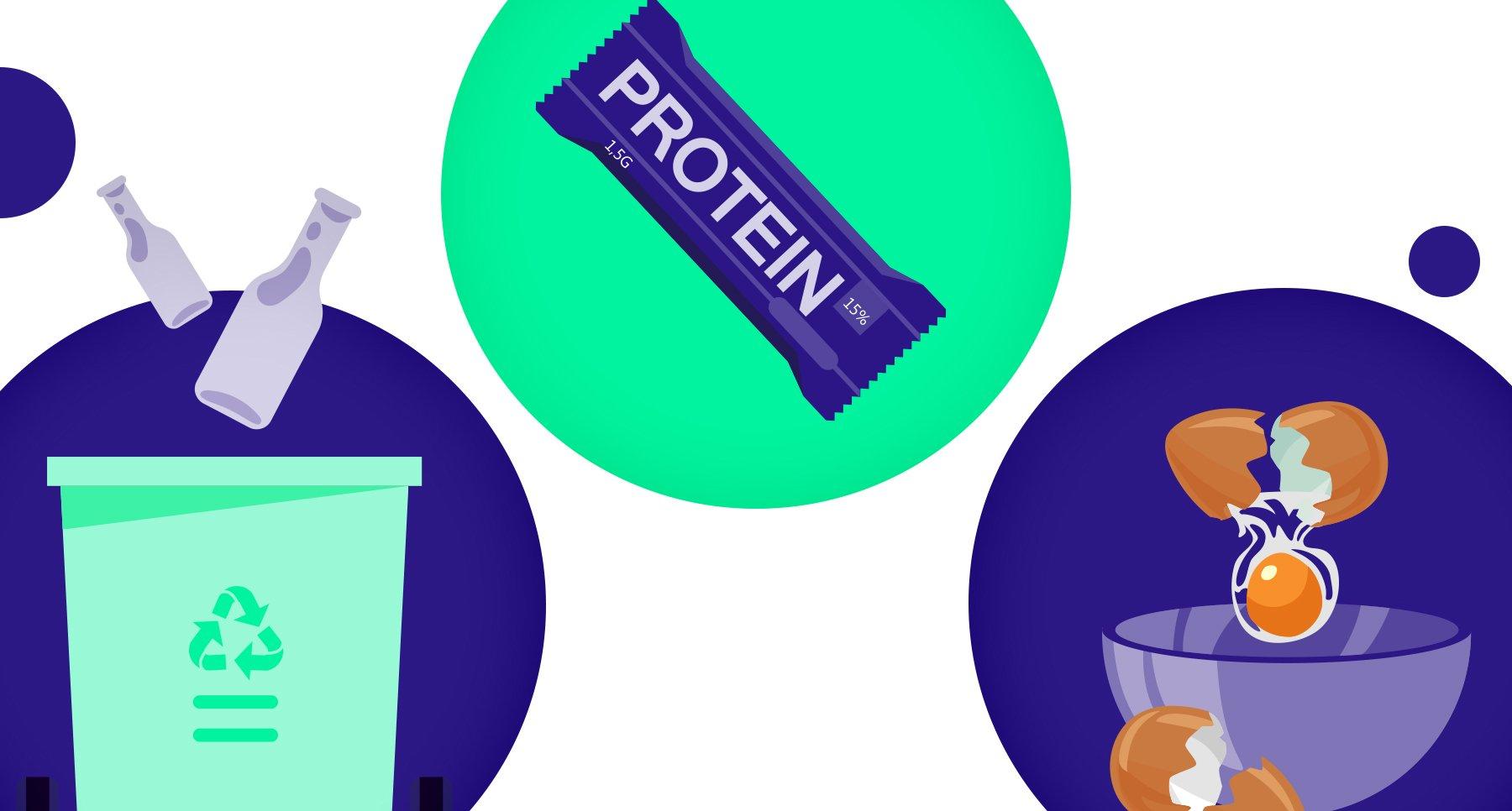 Blog - Healthy SnacksIllustrations