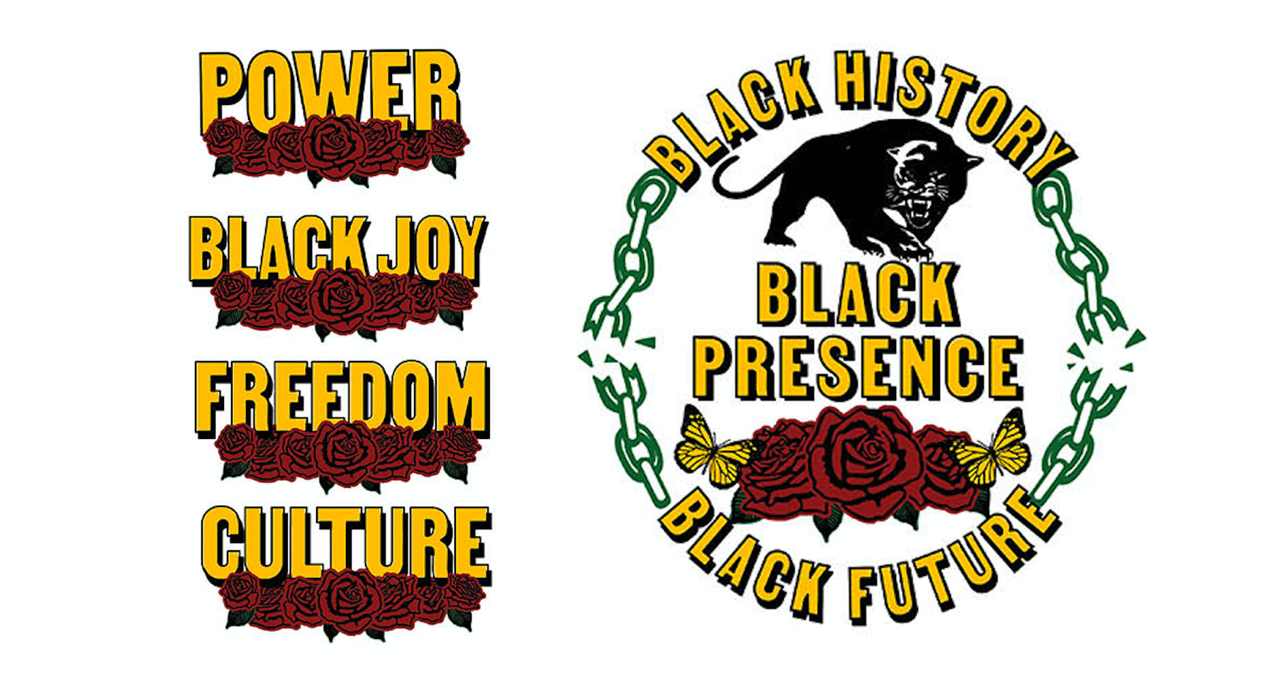 Brand Levi's Beauty of Becoming marketing campaign FrescoSteez clothing design with graphics supporting Black Lives Matter