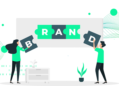 Build a brand image proquo ai