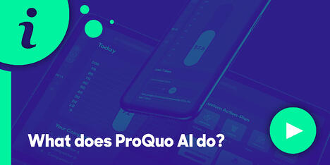 Resource Hub Feature - What does ProQuo AI do?