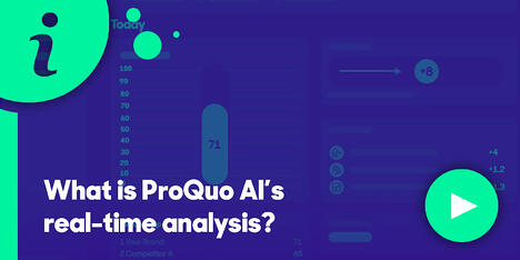 Resource Hub Feature - What is ProQuo AIs real-time analysis?