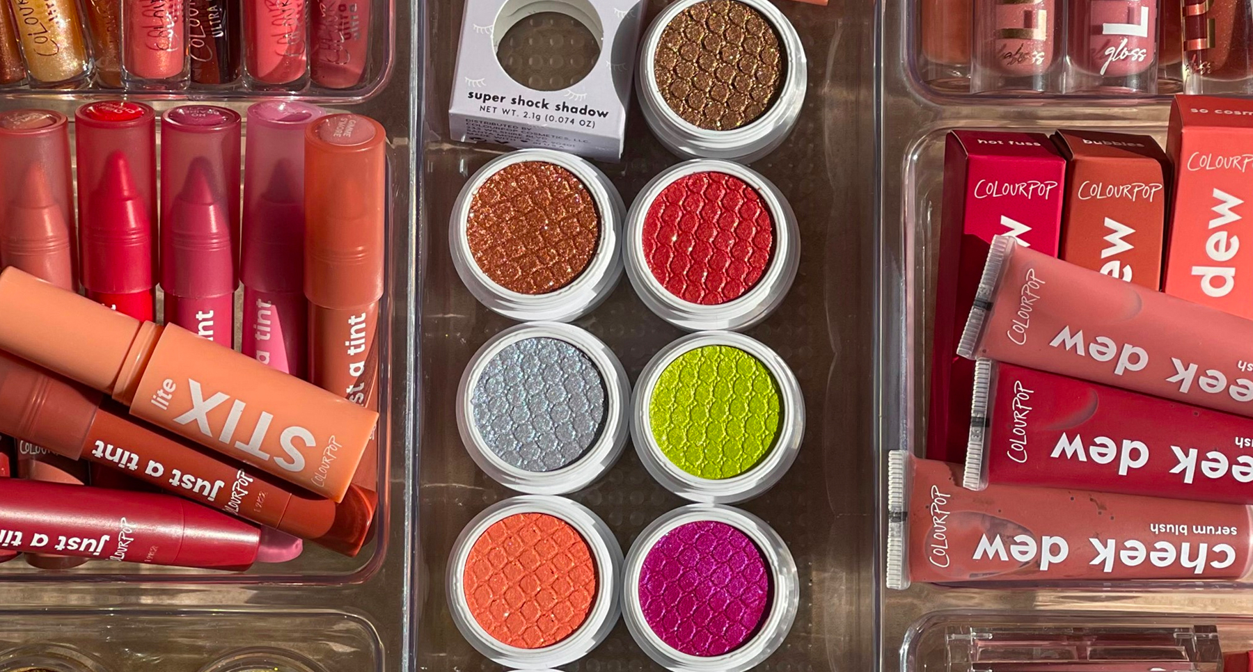 """alt=""""colourpop beauty brand colourful eyeshadows and makeup products"""""""