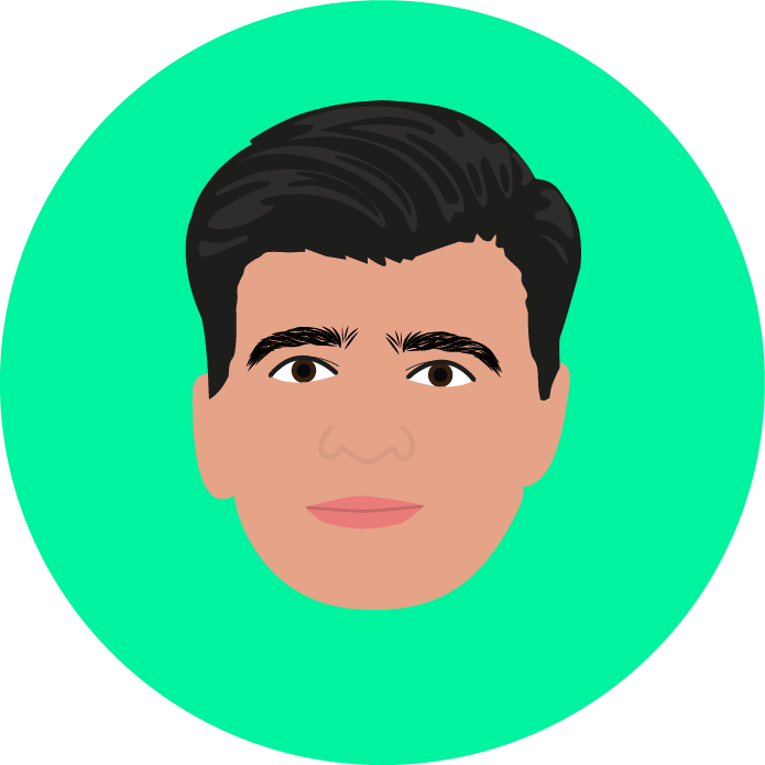 Antonio Ribeiro green circular avatar