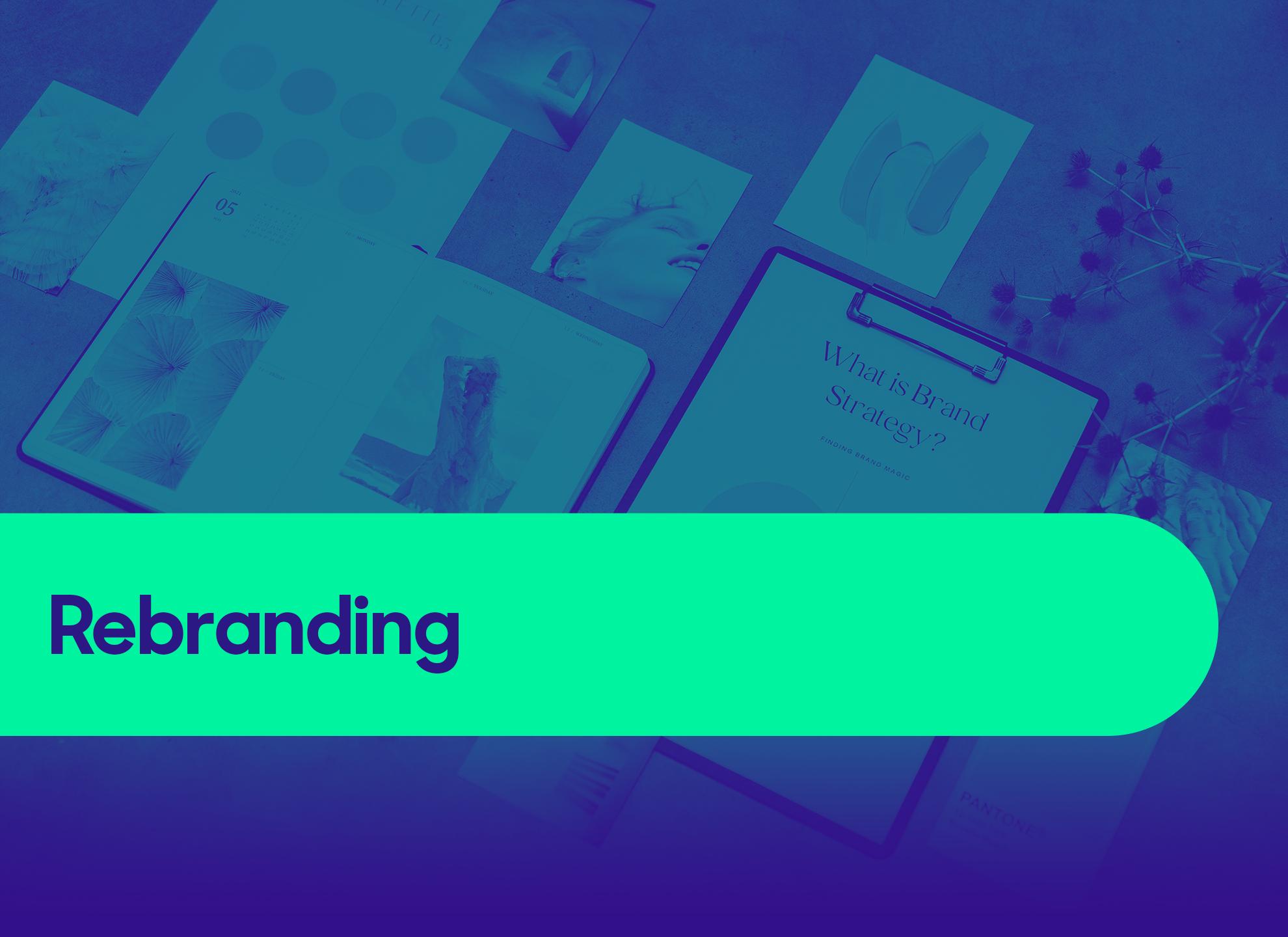 Rebranding Thumbnail
