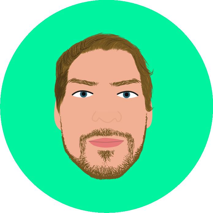 Chris Van Heerden Green Circular avatar