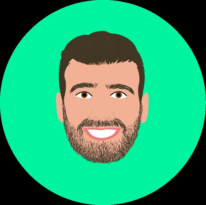 Daniel Sotudeh Green circular avatar