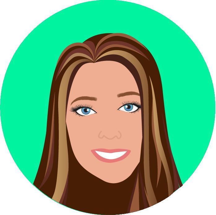 Danielle Wiseman Green Circular Avatar