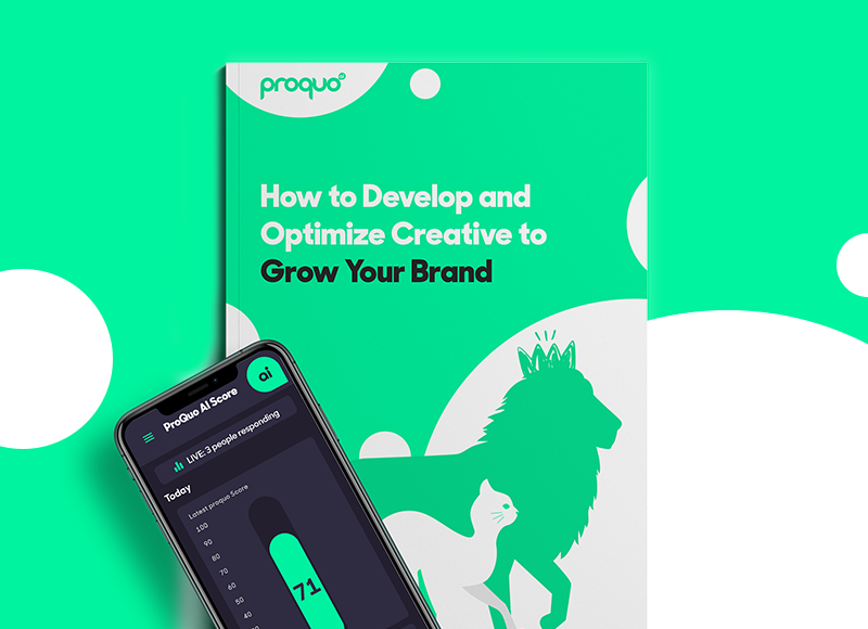 How to Develop and Optimize Creative to Grow Your Brand