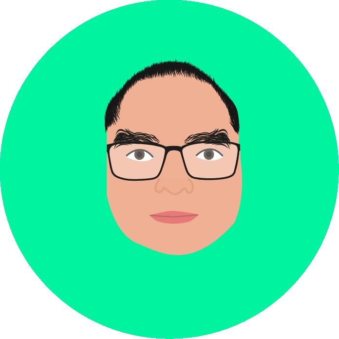 Durand Miller green circular avatar