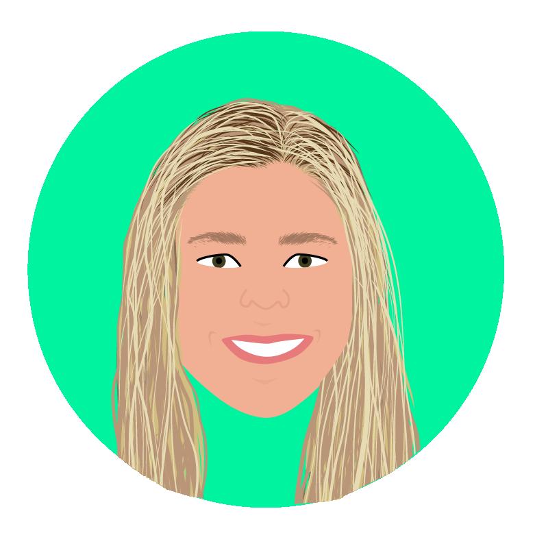 Genevieve Joubert Green Circular Avatar