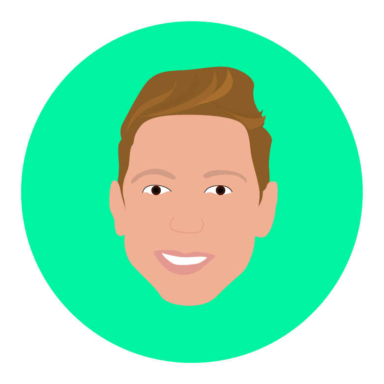 Harry Millett Circular Green Avatar