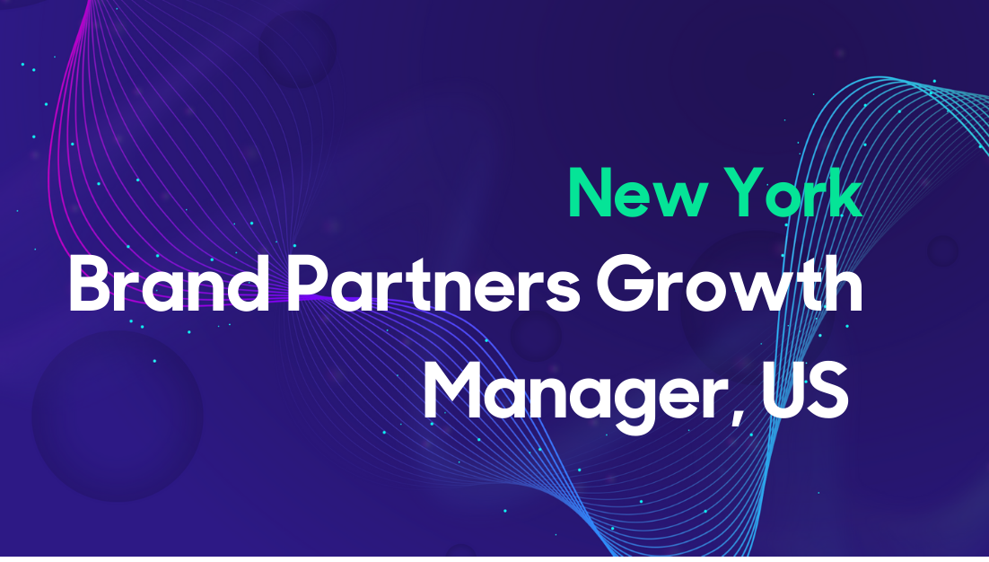Brand Partners Growth Manager, US Thumbnail
