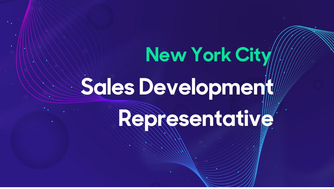 Sales Development Representative (SDR) - US Thumbnail