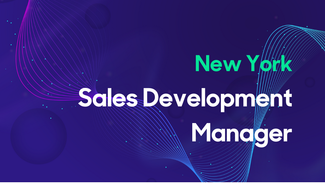 Sales Development Manager - US Thumbnail