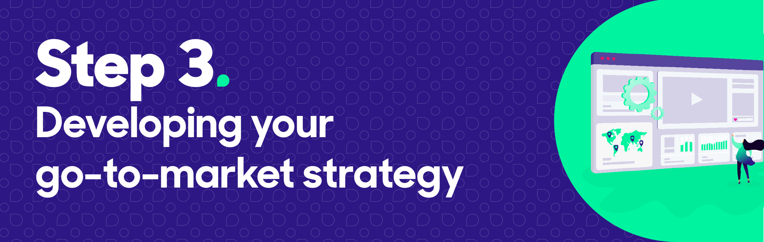 developing your go-to-market strategy