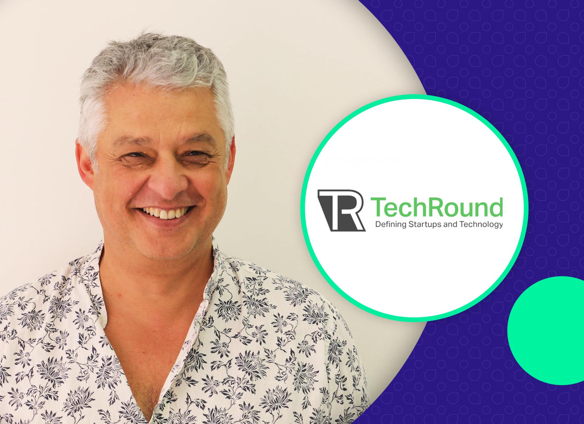 TechRound: Interview with Founder & CEO, Nadim Sadek