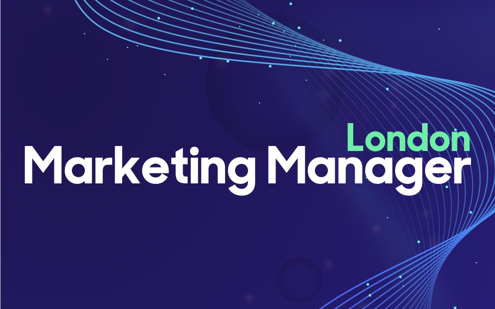 Marketing Manager - UK Thumbnail