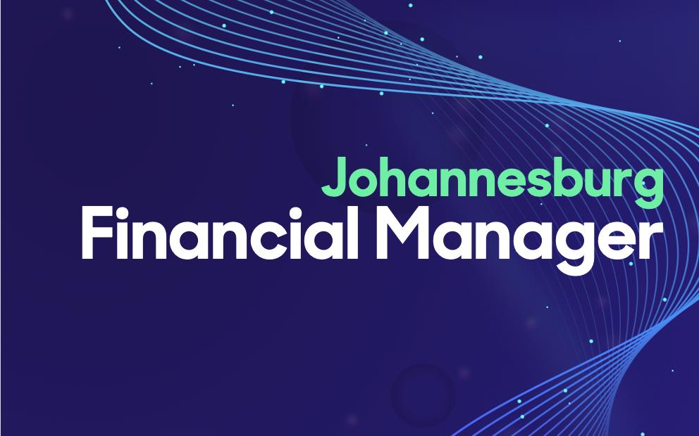 Financial Manager - ZA Thumbnail