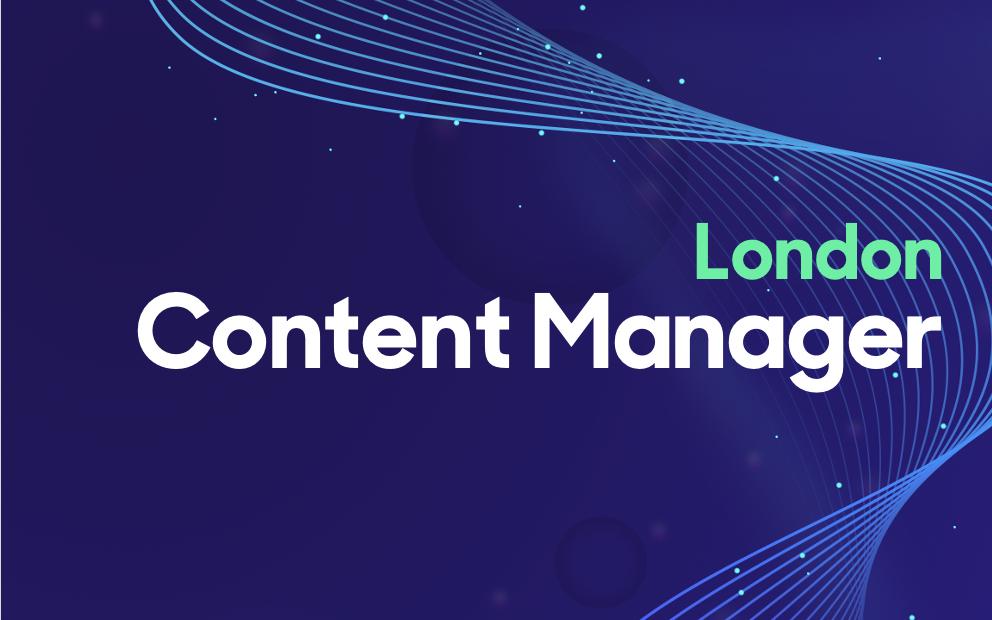 Content Manager - UK Thumbnail