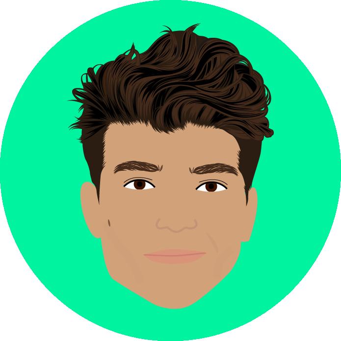 Sergio Ribeiro Green Circular Avatar