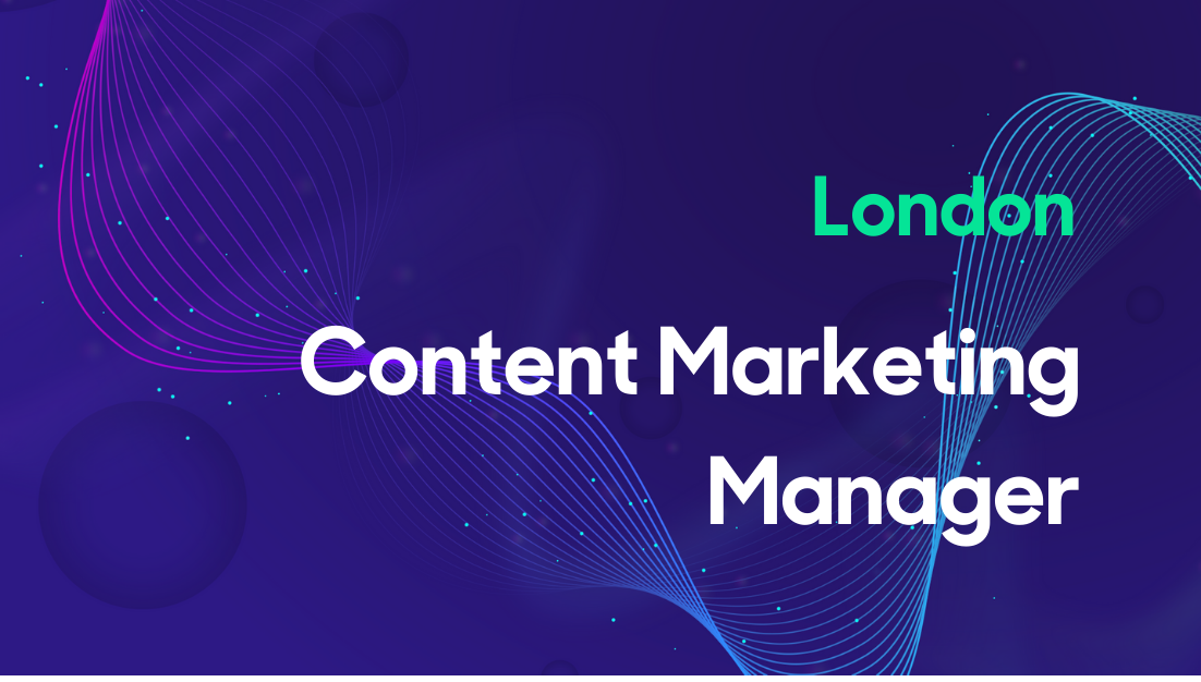 Content Marketing Manager - UK  Thumbnail