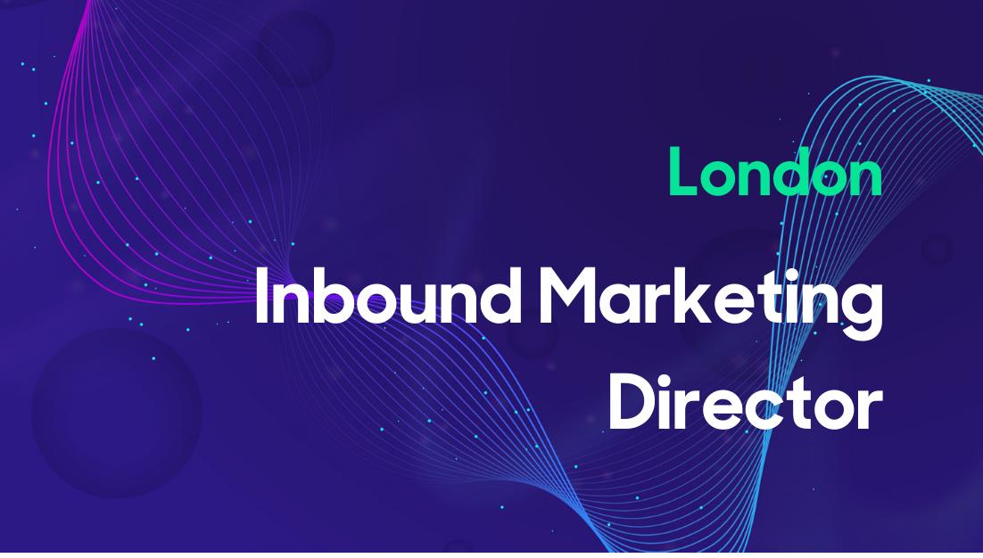 Inbound Marketing Director - UK Thumbnail