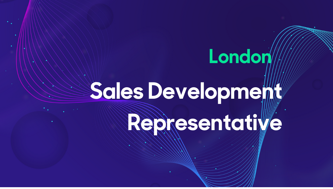 Sales Development Representative (SDR) - UK Thumbnail