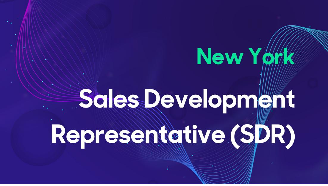 Sales Development Representative (SDR), USA Thumbnail