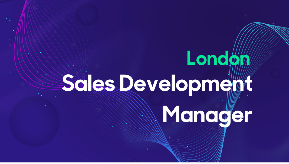 Sales Development Manager - UK Thumbnail