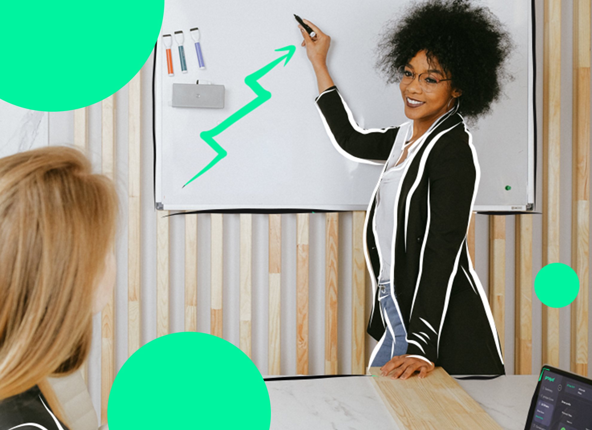 brand manager, proving marketing impact