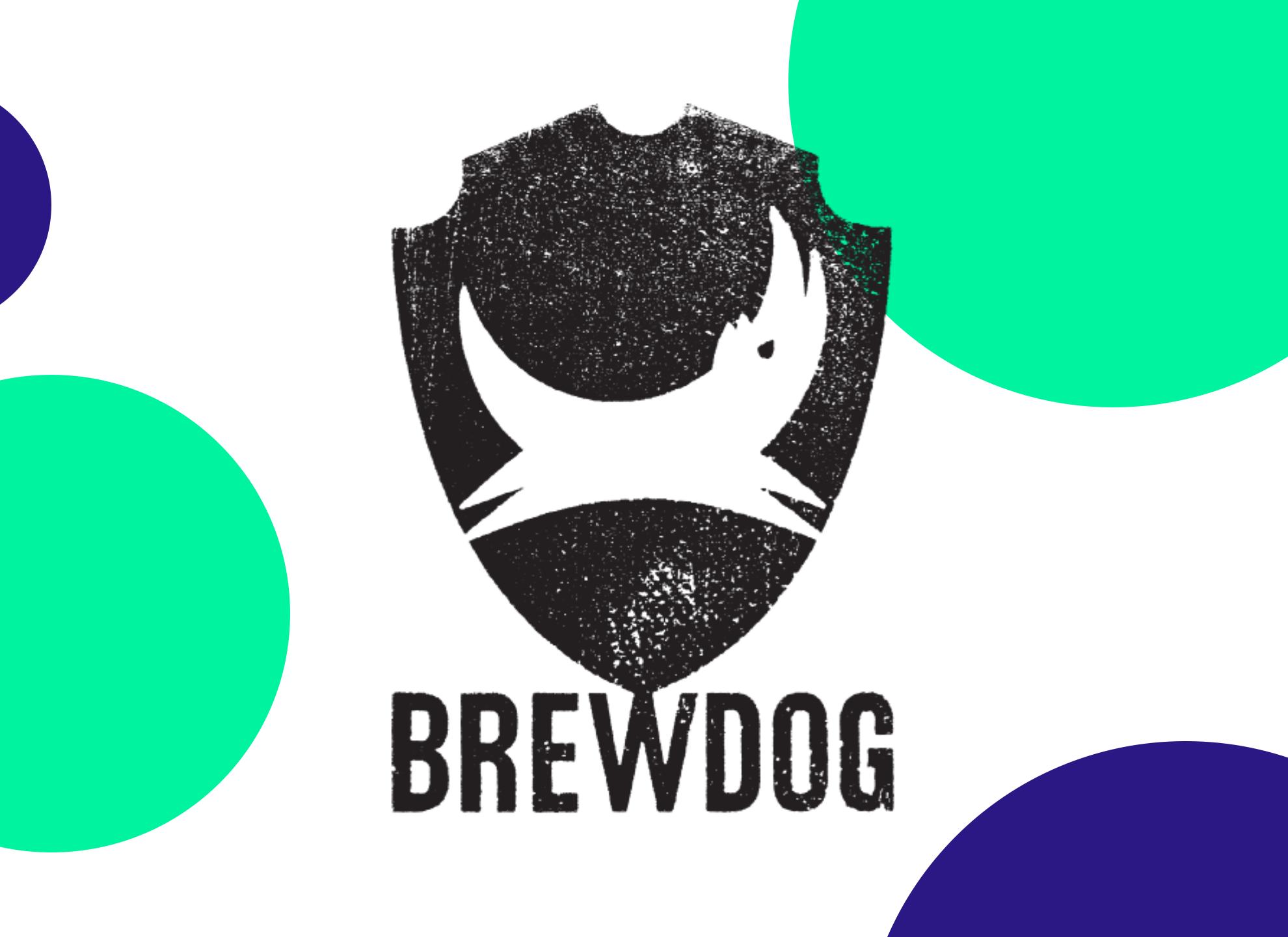 Brewdog beer brand logo